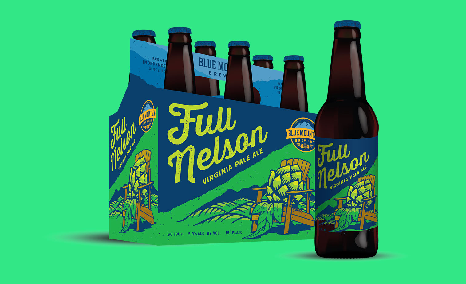 Beer – Blue Mountain Brewery